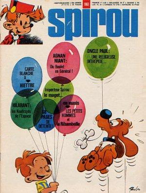 Le journal de Spirou # 1963