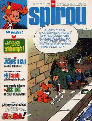 Album Spirou (recueil) # 1983