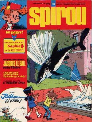 Album Spirou (recueil) # 1986