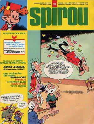 Le journal de Spirou # 1990