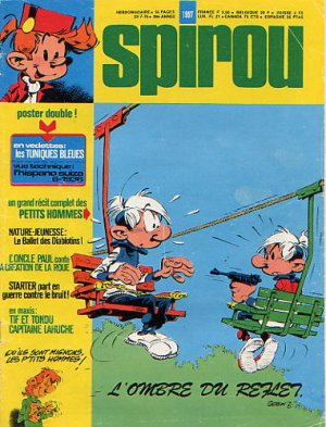 Album Spirou (recueil) # 1997
