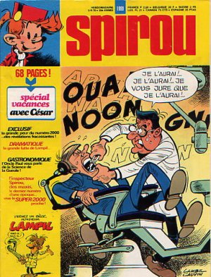 Album Spirou (recueil) # 1999