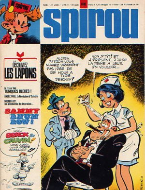 Album Spirou (recueil) # 1800