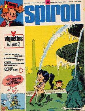 Le journal de Spirou # 1802