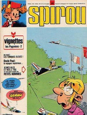 Album Spirou (recueil) # 1811