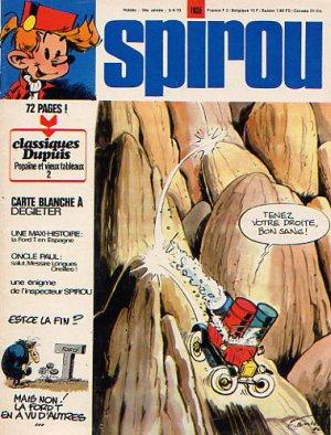 Le journal de Spirou # 1825