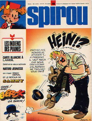Le journal de Spirou # 1826