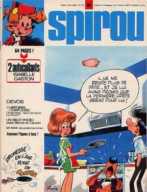 Le journal de Spirou # 1827