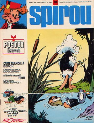 Album Spirou (recueil) # 1828