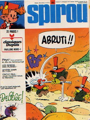 Le journal de Spirou # 1851