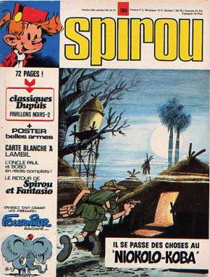 Album Spirou (recueil) # 1853