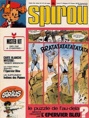 Album Spirou (recueil) # 1854
