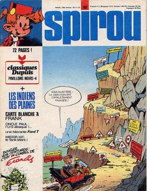 Album Spirou (recueil) # 1857