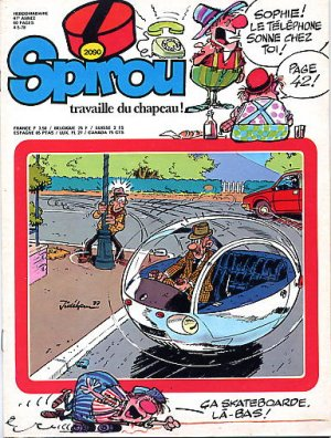 Album Spirou (recueil) # 2090