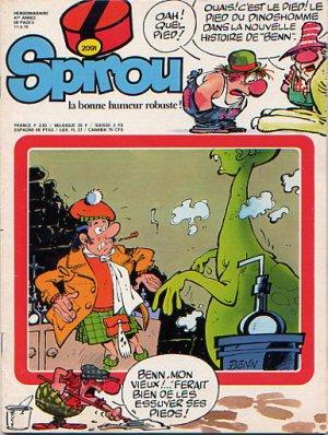 Le journal de Spirou # 2091
