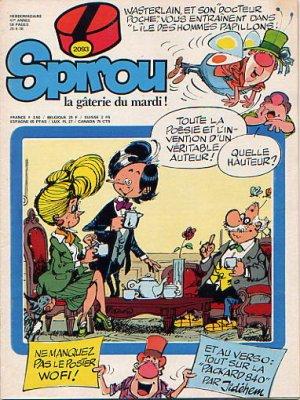 Le journal de Spirou # 2093