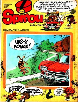 Le journal de Spirou # 2098