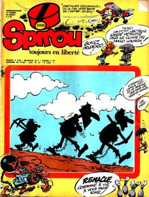 Album Spirou (recueil) # 2099
