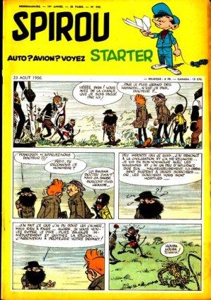 Le journal de Spirou # 958