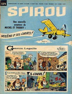 Album Spirou (recueil) # 1374