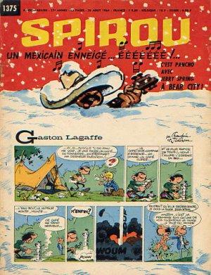 Le journal de Spirou # 1375