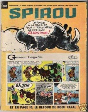Album Spirou (recueil) # 1388