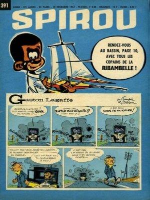 Le journal de Spirou # 1391