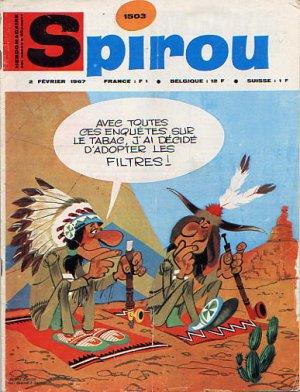 Le journal de Spirou # 1503