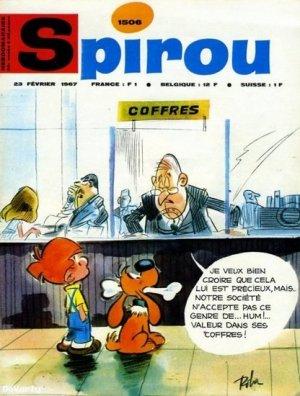 Le journal de Spirou # 1506