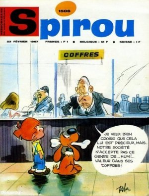 Album Spirou (recueil) # 1506