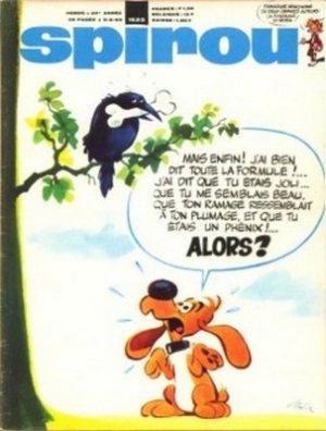 Album Spirou (recueil) # 1625