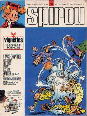 Le journal de Spirou # 1763