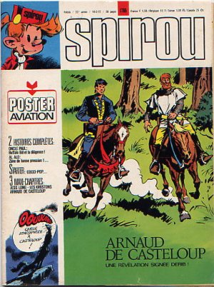 Album Spirou (recueil) # 1765