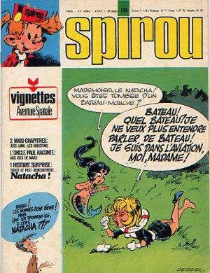 Album Spirou (recueil) # 1768