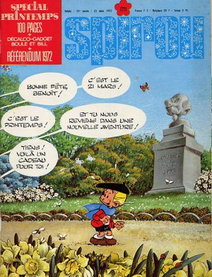 Le journal de Spirou # 1771