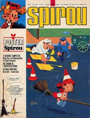 Album Spirou (recueil) # 1774