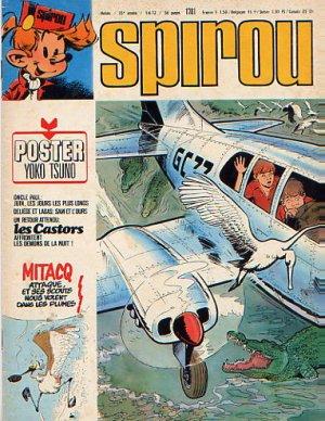 Le journal de Spirou # 1781