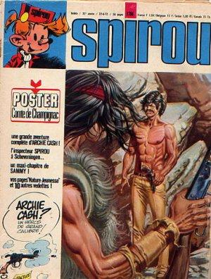 Le journal de Spirou # 1784