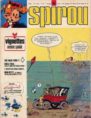 Album Spirou (recueil) # 1786