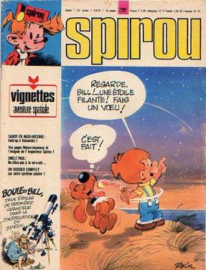 Album Spirou (recueil) # 1790