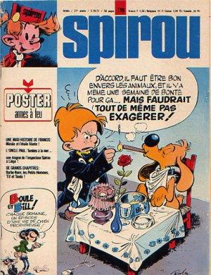 Album Spirou (recueil) # 1799