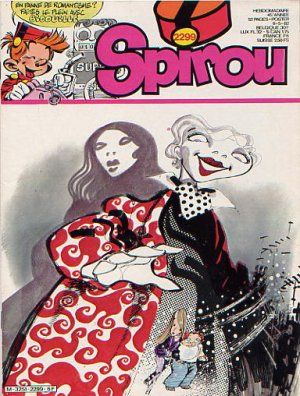 Album Spirou (recueil) # 2299