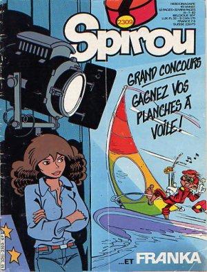 Album Spirou (recueil) # 2309