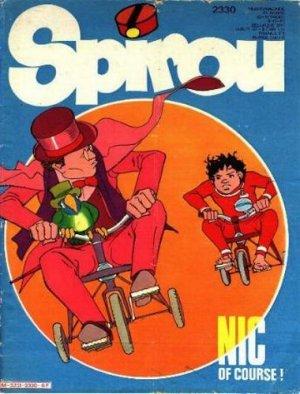 Album Spirou (recueil) # 2330