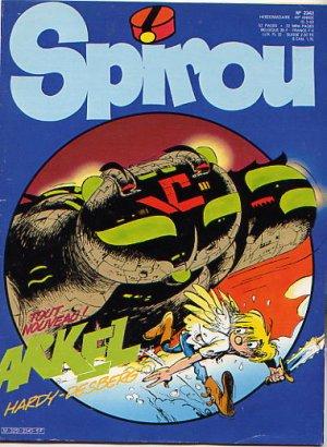 Album Spirou (recueil) # 2343