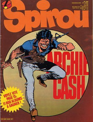 Album Spirou (recueil) # 2349
