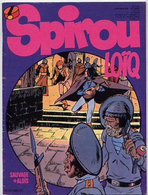 Album Spirou (recueil) # 2352