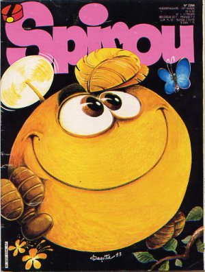 Le journal de Spirou # 2354