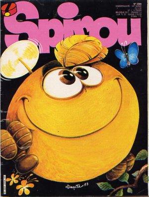 Album Spirou (recueil) # 2354