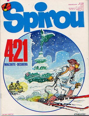 Le journal de Spirou # 2356